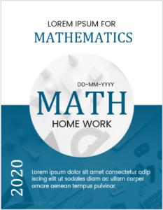 Portada de Matemáticas-2